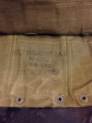 M1937 2nd assistant riflemans belt