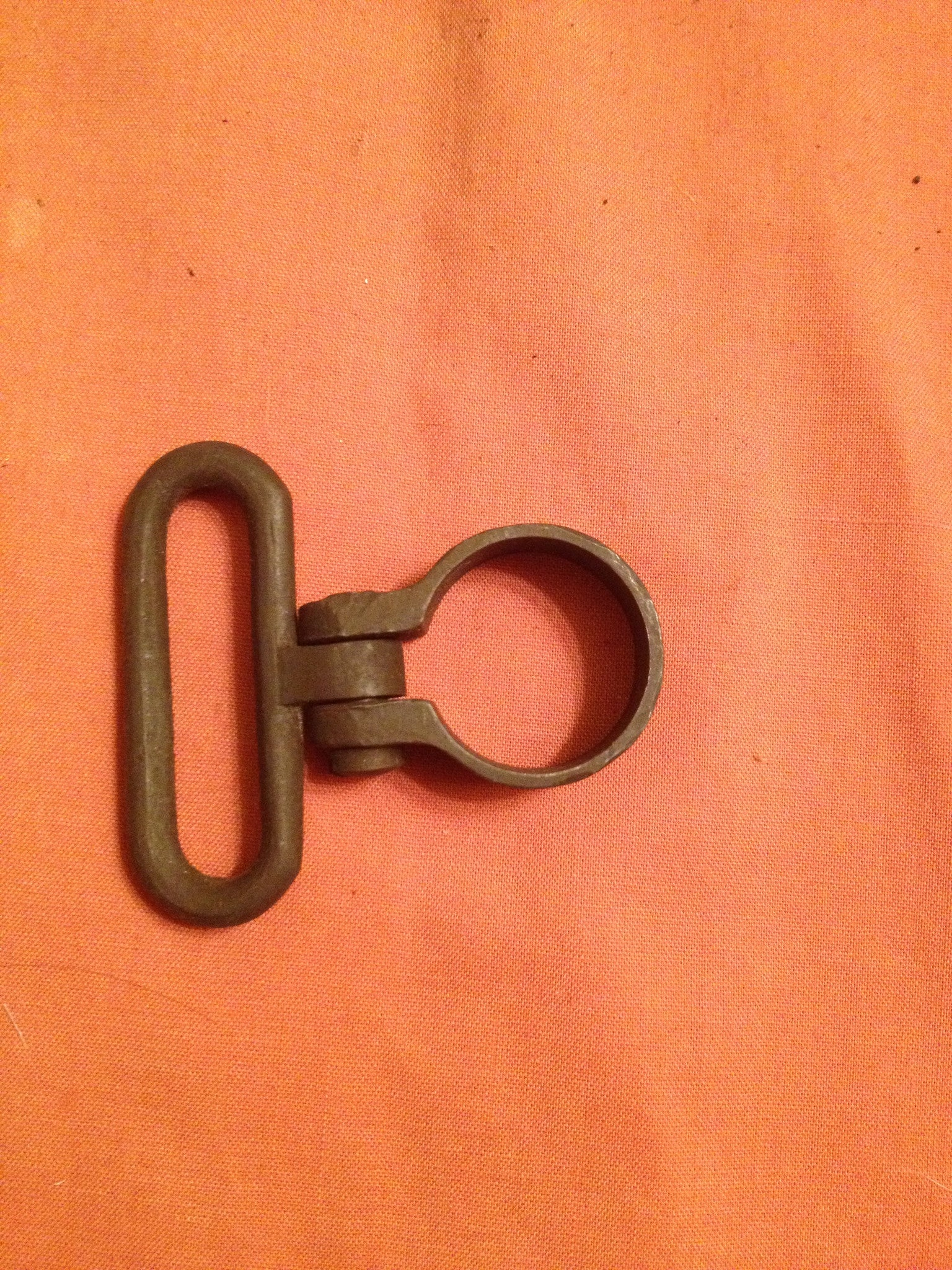 front sling swivel, early forged style