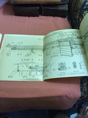 Colt Auotmatic Machine Gun and Rifle handbook of 1919