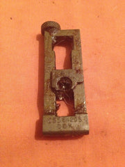 WWII Production M1918a2 rear sight leaf