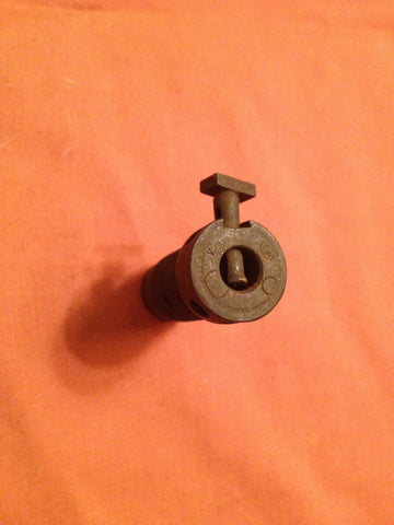 WWII early parked gas regulator with key