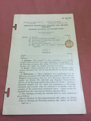 Technical Regulations  1400-30-E M1918 and M1922