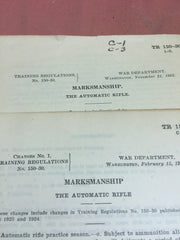 Training Regulation 150-30  Marksmanship
