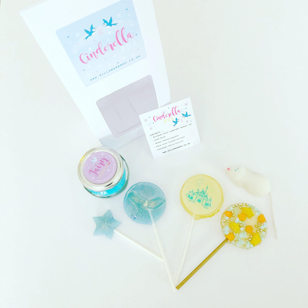 Cinderella Treat Box