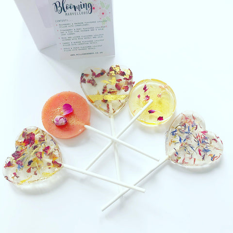 Blooming Marvellous Lollipop Box