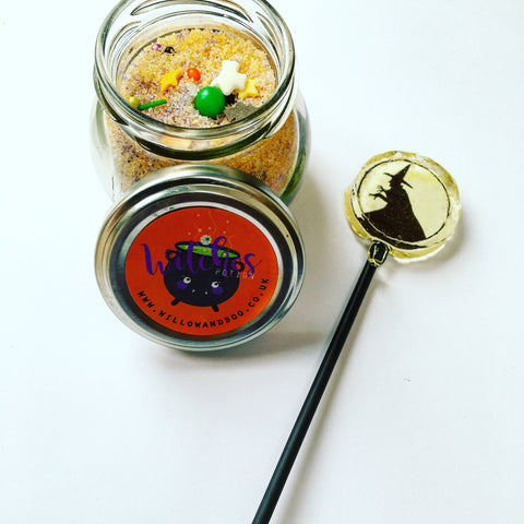 Witch's Potion Sherbet Jar