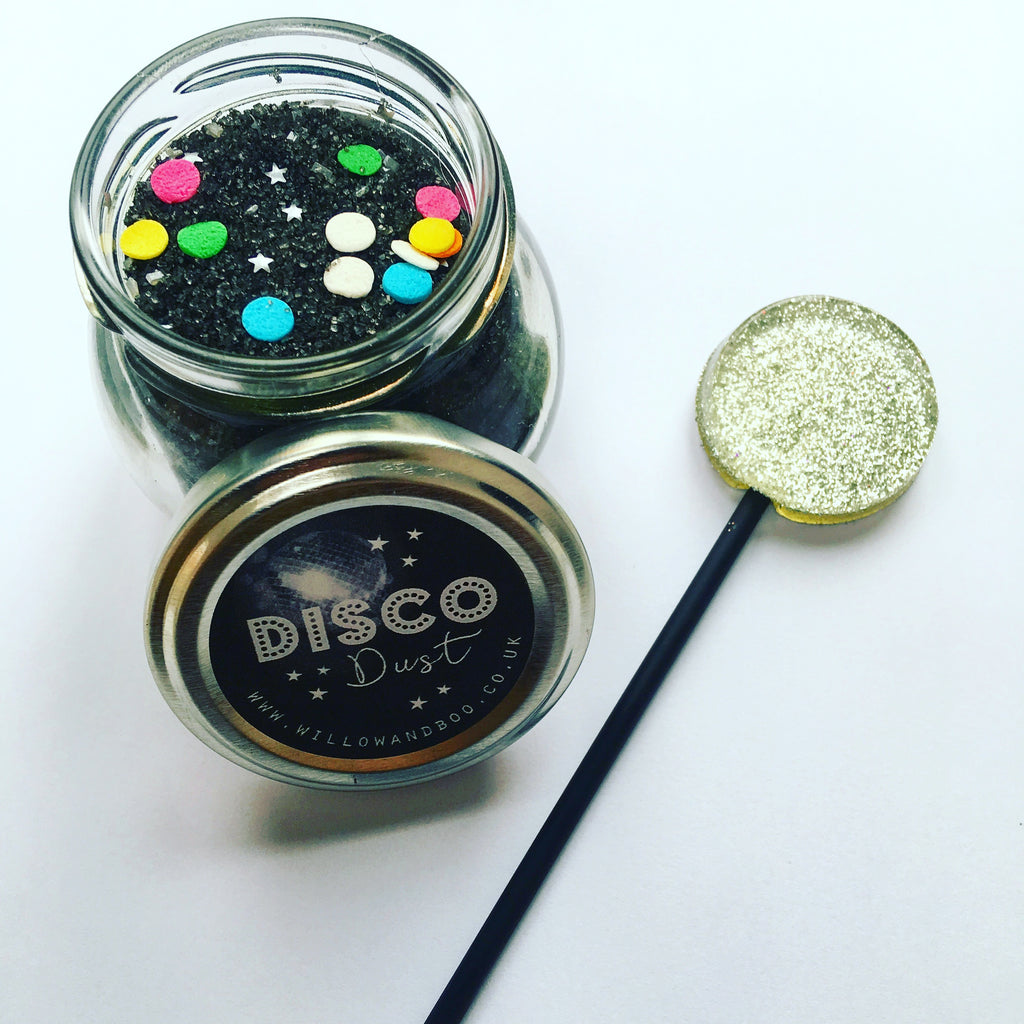 Disco Dust Sherbet Jar