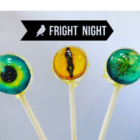 Eye Ball lollipop