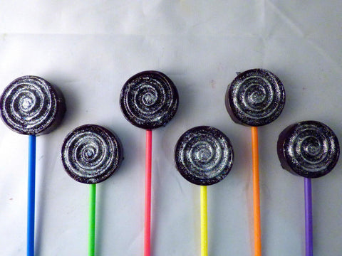 Bright sticks Mini Swirly pops