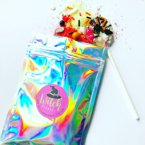 Witch Please! Sherbet pouch