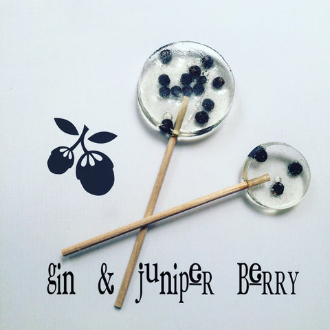 Gin & Juniper Berry