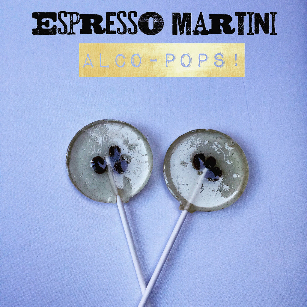 Espresso Martini Lollipop