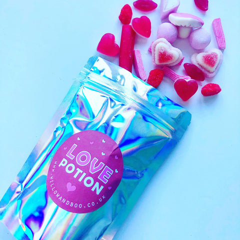 Love potion sweetie pouch