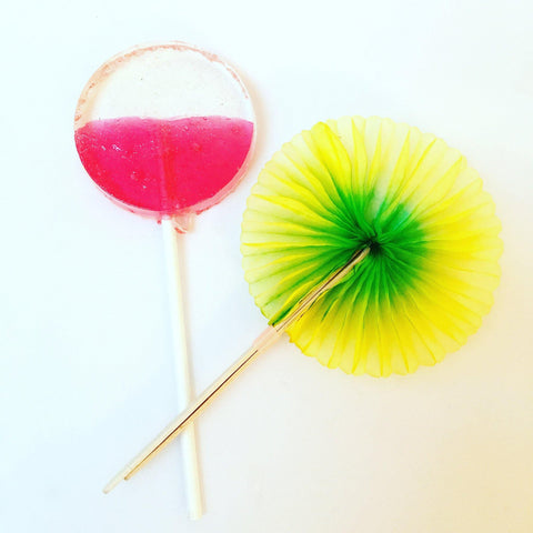 Cosmopolitan Cocktail Lollipop