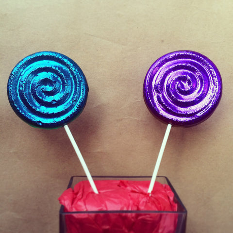 Shiny Swirly Pops!