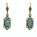 Anne Koplik Mermaid Tears Faux Pacific Opal Leverback Earrings - Belle Fleur Boutique