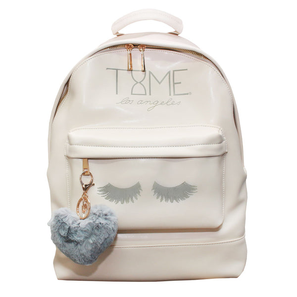 LASH OUT BACKPACK - BABY BLUSH
