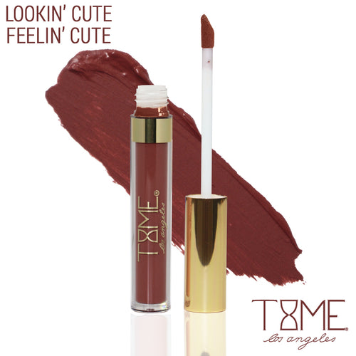 LOOKIN' CUTE, FEELIN' CUTE - LUXE MATTE LIQUID LIPSTICK