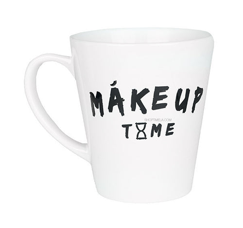 MÁKEUP TIME COFFEE MUG