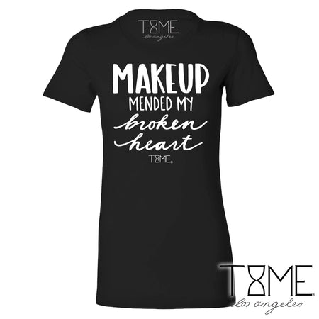 I WANNA BE WHERE THE MAKEUP IS TEE