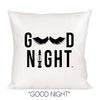 GOOD NIGHT DECORATIVE PILLOW