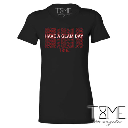 FULL GLAM CLUB TEE