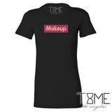 MAKEUP COLOR BLOCK TEE