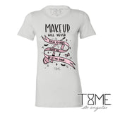 MAKEUP IS LOYAL TEE