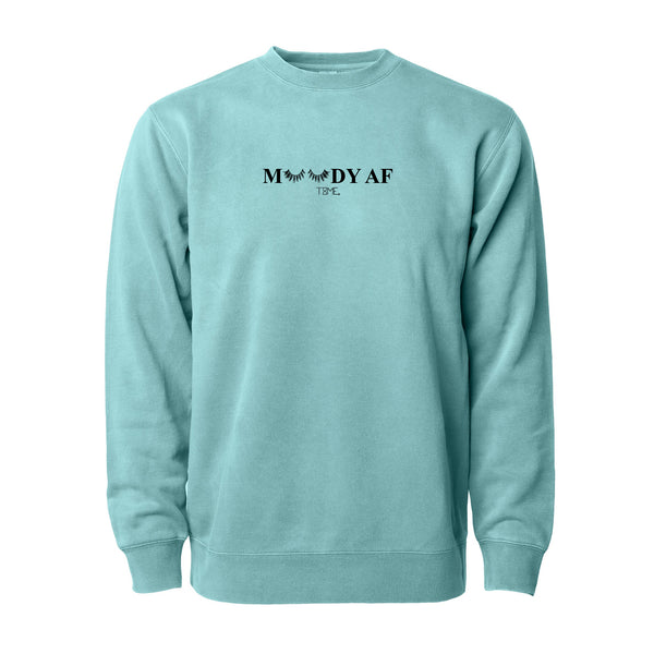 MOODY AF UNISEX SWEATER