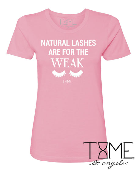 PRETTY & DRAMATIC, JUST LIKE MY LASHES TEE