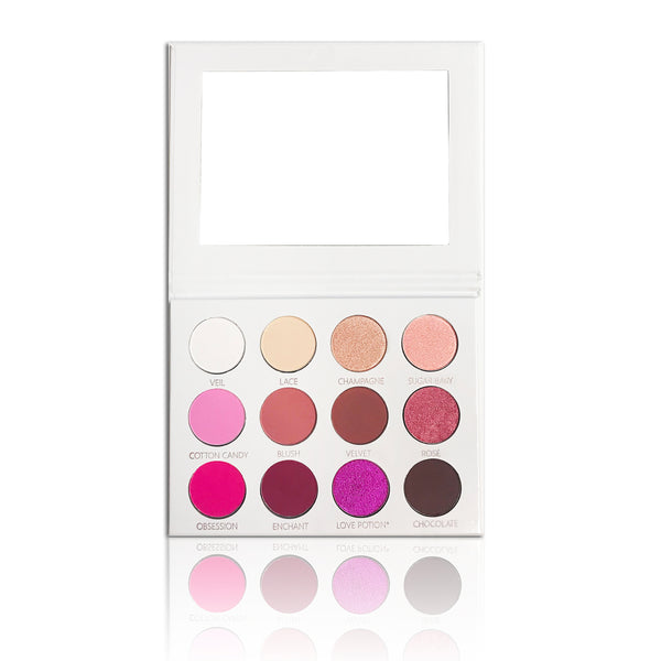 PINK INFATUATION EYESHADOW PALETTE