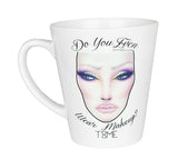 QUESTION OF TIME COFFEE MUG