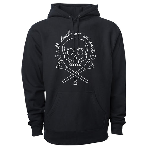 TILL DEATH DO WE PART LUXE HD HOODIE