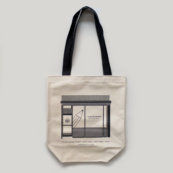 CWPE Shop Tote Bag - CW Pencil Enterprise