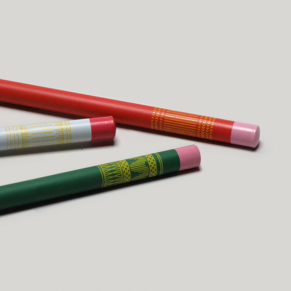 The Ferrule-less Ferrule Pencil Set