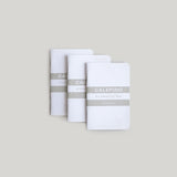 Set of 3 Pocket Notebooks - Dot Grid