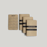 Set of 3 Pocket Notebooks - Planner - CW Pencil Enterprise