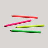 Couleurs Fluos Jumbo Highlighter Pencil - CW Pencil Enterprise