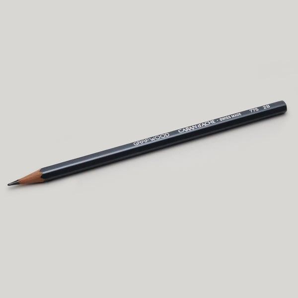 Grafwood Pencil - 2B - CW Pencil Enterprise