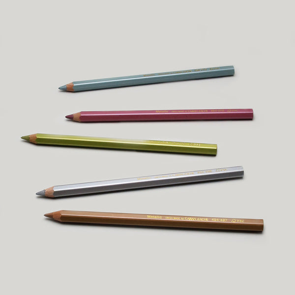 Metallic Jumbo Pencil