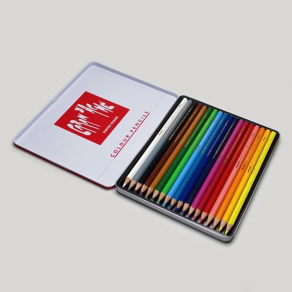 Swisscolor Colored Pencil Set - CW Pencil Enterprise