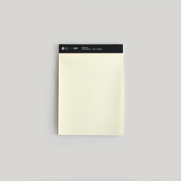 Craft Design Technology plus L!fe Notepads A5 Grid top bound perforated notepad