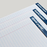 Large Writing Pads - Set of 3