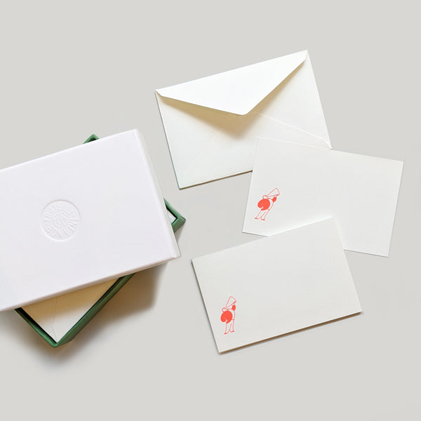 Bonvini Notecards - Box of 12