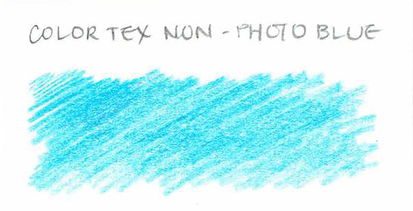 Colortex 1824T Non-Photo Blue Pencil - CW Pencil Enterprise