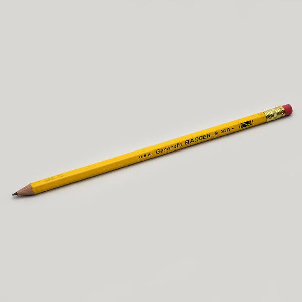 Badger Pencil - #2 - CW Pencil Enterprise