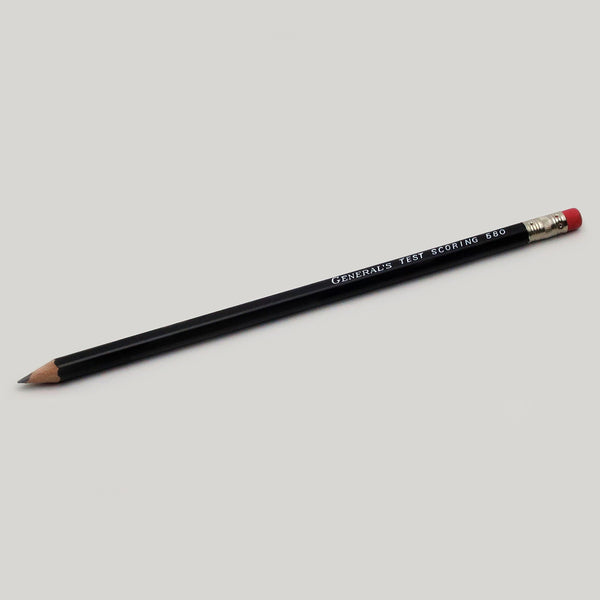 General's Test Scoring 580 Pencil - CW Pencil Enterprise