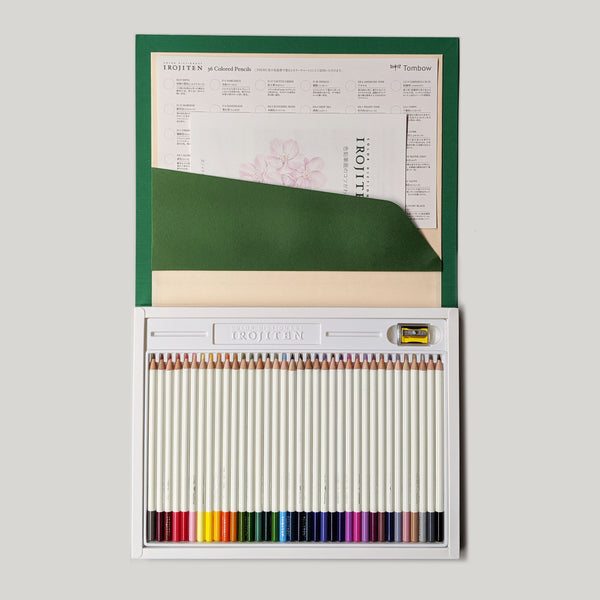 Irojiten Colored Pencil Set - CW Pencil Enterprise