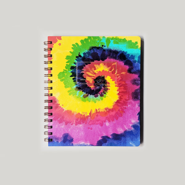 The Standard Notebook - Tie Dye