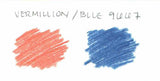 Vermillion/Prussian Blue 9667 Pencil
